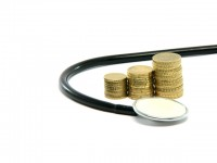 coins with stethoscope 200x150 Medicare